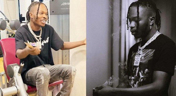 Naira Marley shares message from a follower who indicated interest in fulfilling his sexual fantasy