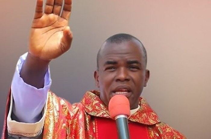Father Mbaka has been found
