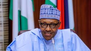 President Buhari Mourns with the family of the Former Senate President, Chuba Okadigbo Over the Death of Their Son