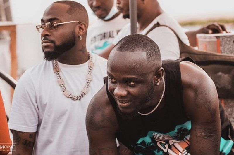 Davido Loses Another Friend, Obama DMW to the Cold Hands of Death