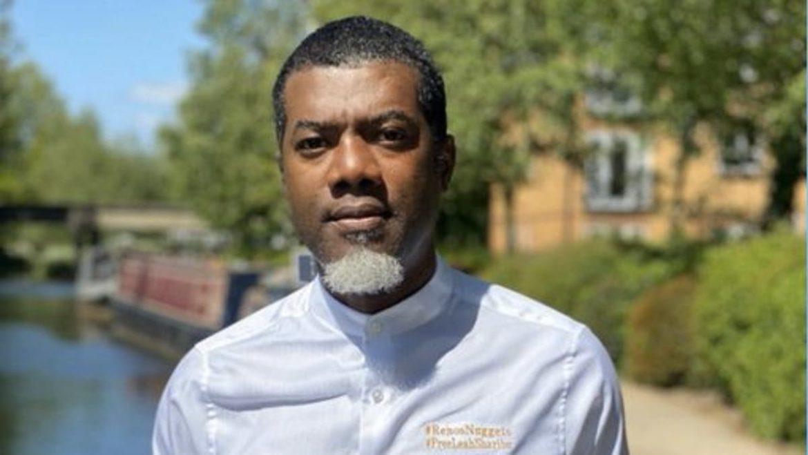 Reno Omokri Reacts to the Arrests of IPOB Leader, Faults Him For His Criminal Statements