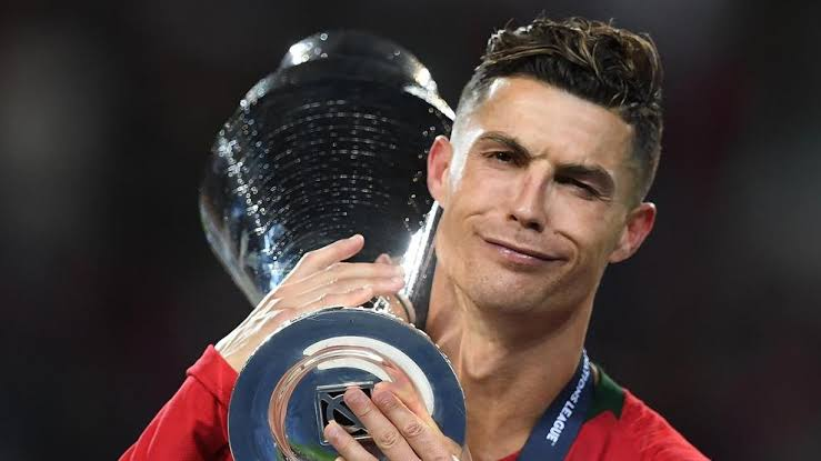 Portugal Legend, Ronaldo Breaks Euros Goal Record to Become the First Player to Star at Five Finals Tournaments