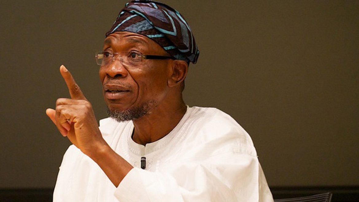 Rauf Aregbesola asks Governors to sign death warrants of over 3,000 condemned inmates