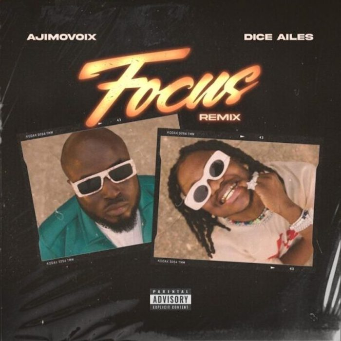 Originator of the viral dance track, Focus,Ajimovoixhas teamed up with TMM boss,Dice Ailesfor the remix of his viral beat.