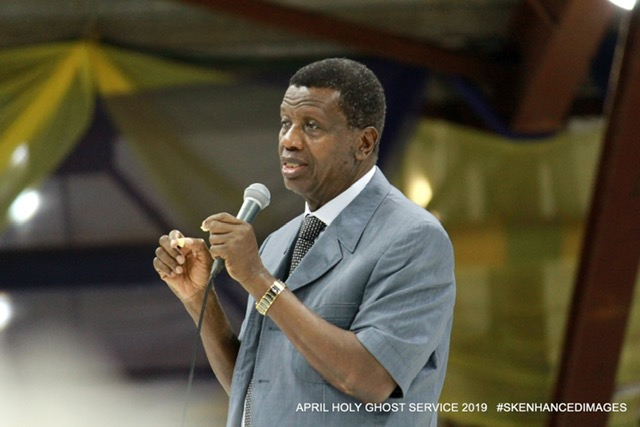 God is not an author of confusion and He does not make mistakes - Pastor Adeboye tells transgenders